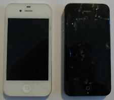 2 x Faulty iPhone 4s A1387 - For Parts Only