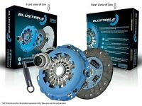 Blusteele HEAVY DUTY Clutch Kit for Nissan Patrol G60 3.0 Ltr RB30 1/1990-12/93