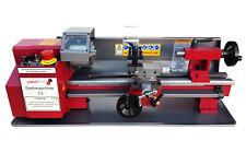 PAULIMOT Drehmaschine SIEG C2 mit 230 Volt Motor 250 Watt 100 mm Futter