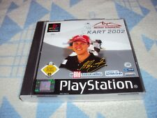 Michael Schumacher Racing World-KART 2002 (Sony Playstation 1, 2002)