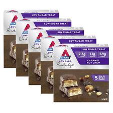 Atkins Endulge Caramel Nut Chew Bars 34g X 5