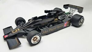 GP Replicas GP007A - JPS Team Lotus 78 Mario Andretti 1977 US West GP Winner