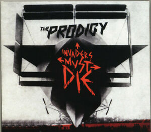 Invaders Must Die ( Ltd.Pur Edt.) (2009) the prodigy punk cyber