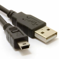 4m 14ft Long MINI USB Cable Sync & Charge Lead Type A to 5 Pin B Phone Charger