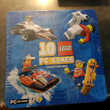 10 Lego PC Games Collectors Edition *PC*