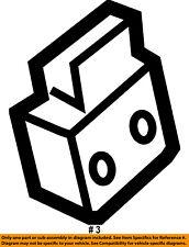 CHRYSLER OEM Exhaust-Catalytic Converter & Pipe Nut 55366000AA