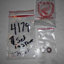 GENUINE HONDA PARTS CAM SHAFT HOLDER WASHER 6MM XR75 1969/1976 90443-115-000