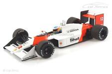 McLaren Honda MP4/4 - Cirquit de Catalunia  - Fernando Alonso - Minichamps 1:18