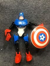 2009 The Lego Group Captain America Action Figure