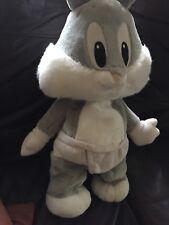 """Baby looney tunes bugs bunny Pyjamas case Nappy Jemmi 22"""" Tall"""