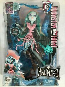 Monster High 2015 Vandala Doubloons Student Spirits Haunted Mattel Doll