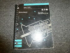 Eaton Fuller Rtlo12713A Rtlo14713A Tranmission Shop Service Repair Manual Book