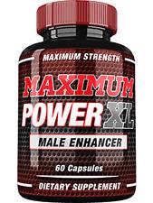 Maximum Power XL Male Enhancer
