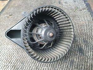 Renault Master Vauxhall Movano heater blower motor fun