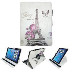 Tablet Tasche für Acer Iconia Tab A500 Hülle Etui Paris Blume 10.1 Zoll 360