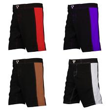 Raven Contrast BJJ/MMA Grappling Shorts (Regular Length)