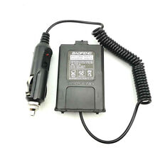 BL-5 Battery Eliminator BaoFeng UV-5R 8W DM-5R UV-5RA Walkie Talkie Car Charger