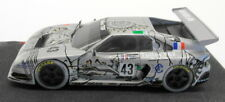 Unbranded 1/43 Scale Resin - 17AUG2 Venturi 600 Le Mans 1995 Clerico Chauvin