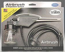 Testors 8821X Airbrush w/ Propellant