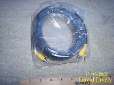 NEW DELL N1322 PROJECTOR CABLE RCA to RCA 100FT CN-0N1322