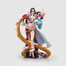 New One Piece Boa Hancock 9″ Shichibukai PVC Special Quality Figure Banpresto aa