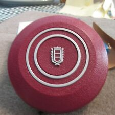 NOS 1980 1981 1982 FORD FAIRMONT STEERING WHEEL HORN CENTER BUTTON PAD EMBLEM