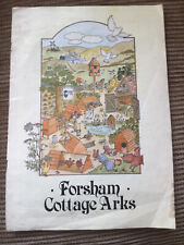 Forsham Cottage Arks And How To Make Them.