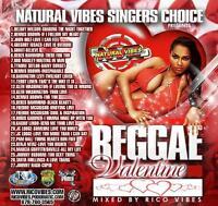 REGGAE CLASSICS  LOVERS ROCK VALENTINES  MIX  CD