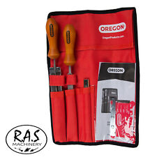 Oregon Chainsaw Sharpening Pouch Kit 5/32 (4.0mm)