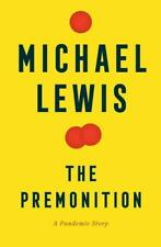 The Premonition: A Pandemic Story by Michael Lewis    HC Book   Free Shipping