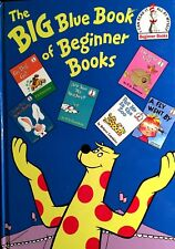 Big Blue Book of Beginner Books Seuss HC Very Good Nest Zoo Dog Fly Bunny Mother