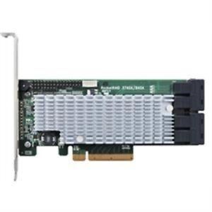 HighPoint RR840A Controller Card RocketRAID 840A PCI Express 3.0 x8 6Gb/s SATA