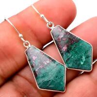 Sonora Sunrise - Cuprite Blood 925 Sterling Silver Earrings Jewelry 2084