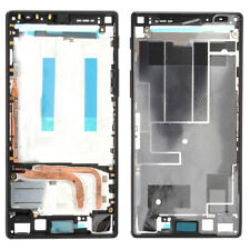 Black Main Chassis Power Button Port Cover Replacement Part For Sony Xperia Z5