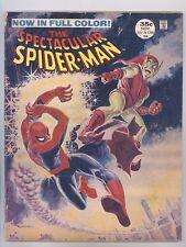 Spectacular Spider-Man (Magazine) #2 VG Romita, Mooney, Green Goblin