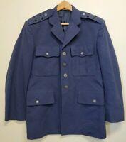 Air Force Dress Blue Coat Jacket Uniform Blazer US Military USAF, 40S #11