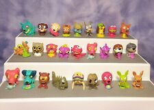 Ugglys Pet Shop Mini Figure Toy Lot of 27 (from Blind Bags) Moose Toys Gross-Out