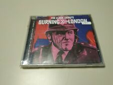 0220- BURNING LONDON THE CLASH TRIBUTE CD NUEVO REPRECINTADO LIQUIDACIÓN!