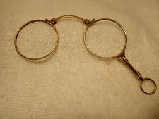 American Lorgnette In Wonderful Condition! 14K Solid Gold Art Deco
