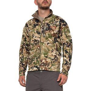 Sitka Mountain Windstopper Jacket Optifade Subalpine (For Men) Sz S or MT