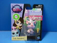 #3744 Littlest Pet Shop Singles Combo PET PAWSABILITIES Lolly Pinkington