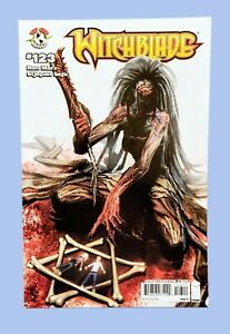 WITCHBLADE ISSUE #123  IMAGE COMIC 2009 VF