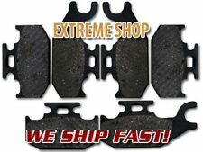 Bombardier Front Rear Brake Pads DS 650 Baja 2000 2001 2002 2003 2004 2005 2006