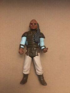 Vintage Star Wars Kenner Weequay Action Figure 1983 Return Of The Jedi
