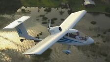 A-20 Vista Aeroprakt A20 Airplane Wood Model Free Shipping