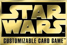 Star Wars CCG Reflections BB Biggs Darklighter Foil  SWCCG Rare Card