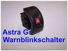 WARNBLINK SCHALTER OPEL ASTRA G CC F48 F08 ASTRA G STUFENHECK F69 + Caravan