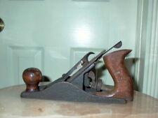 Antique Fulton Wood Plane Carpenter Tool