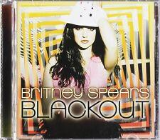 CD Black Out de Britney spears (2007)