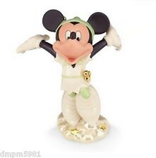 Lenox Disney Peter Pan Mickey Mouse Figurine # 843566A  NEW IN BOX
